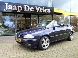 opel bertone opel astra cabriolet u0027 occasions op zoek nl