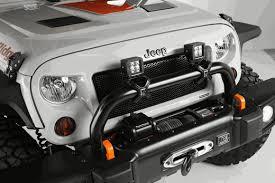 grille fits jeep wrangler jk 2007 2017 12034 01 rugged ridge