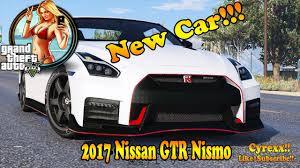 nissan gtr gta 5 xbox 360 grand theft auto v gta 5 new mod car 2017 nissan gtr nismo 60 fps