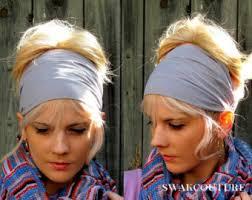 wide headbands loop wide headband headband wrap bandana