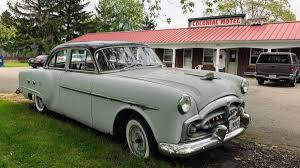 curbside classic 1952 packard 200 deluxe u2013 faded glory