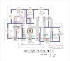 Nalukettu Floor Plans Apartments Budget House Plans Low Budget House Plans Design