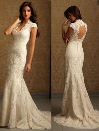Used Wedding Dress Allure Bridals 2455 500 Size 6 Used Wedding Dresses Allure