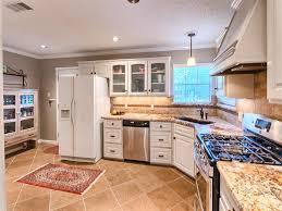 different kitchen layout styles with corner sink using ceramic