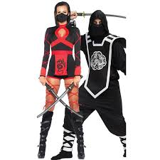 Ninja Halloween Costume Women Compare Prices Couples Halloween Costums Shopping Buy