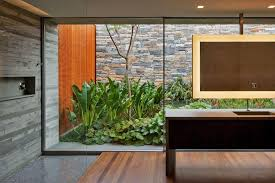 garden bathroom ideas bathroom garden ideas at v4 house by marcio kogan home design