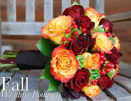 wedding flowers for october autumn wedding bouquet flowers october newsletter flower shop