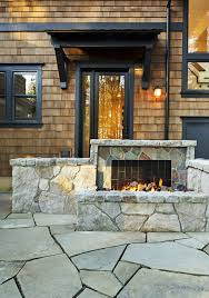 masonry supply outdoor fireplace and fire pit natural stone