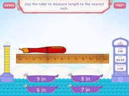 measuring length customary units worksheets 3rd grade math