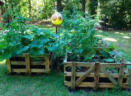 Pallets Garden Ideas 25 Diy Ideas Using Pallets For Raised Garden Beds Snappy Pixels