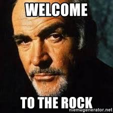 The Rock Meme Generator - welcome to the rock shexy connery meme generator