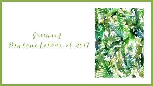 inspiration and ideas for your pantone of the year greenery
