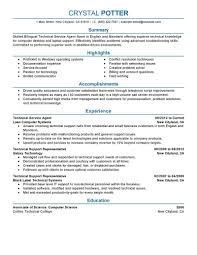 Resume Sample Format For Call Center Agent by Bilingual Resume Examples Resume Format 2017