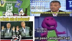 Futbol Memes - memes del f禳tbol colombiano 90min