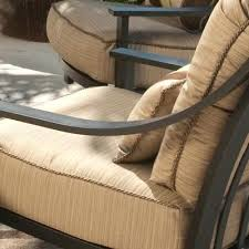 deep cushion outdoor furniture deep seating outdoor cushion set