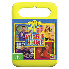 the wiggles wiggle house dvd kmart