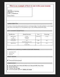 Sample Resume For Mba Finance Freshers by Mba Resume Format Free Samples Examples Amp Format Sample Resume