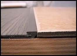 backward carpet trim floor transitions basements