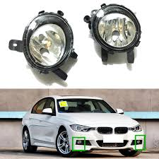 bmw f30 fog light bulb fog lights without light bulb included for bmw f30 f35 320i 328i