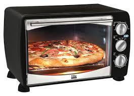 Coolest Toaster Elite 6 Slice Toaster Oven Black Eto 180b Best Buy