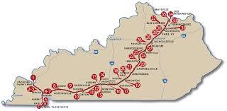 kentucky backroads map 400 mile sale community information