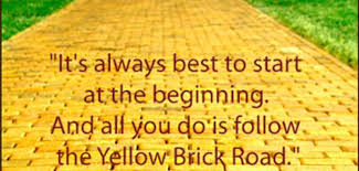 about yellow brick road