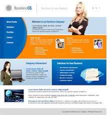 business reflect web template 3217 business website
