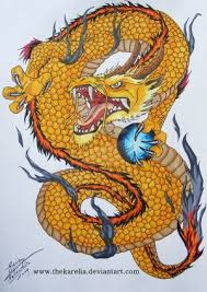 chlectapatar japanese dragon tattoo designs for men