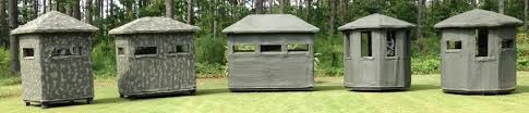 Bow Hunting Box Blinds Hunters Comfort Deer Hunting Blinds