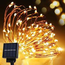 aliexpress buy solar power string light waterproof led