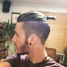 top knot hairstyle men latest men s hairstyles the top knot