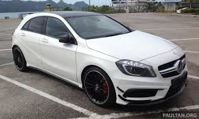 white a45 amg 2017 2018 2019 car release and reviews