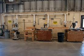 wood shop laboratory facilities ferguson structural engineering laboratory