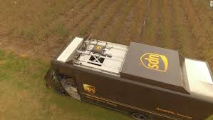 ups drivers may tag team deliveries with drones