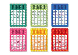 bingo card vector download free vector art stock graphics u0026 images
