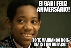 Chris Meme - ei gabi feliz aniversário chris meme on memegen