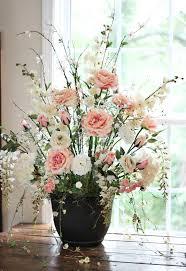 wedding floral arrangements diy wedding flower arrangement the budget savvy