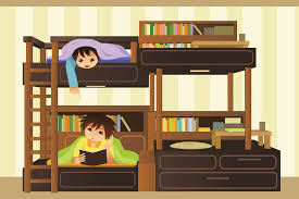 girls house bunk bed tips for choosing bunk beds for your kids moms bunk house blog