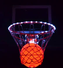 led light up basketball kit led basketball included