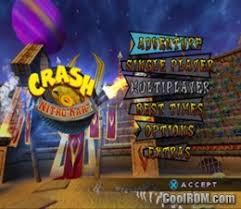 crash nitro kart apk crash nitro kart rom iso for sony playstation 2 ps2