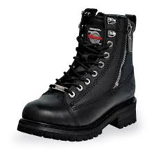 womens size 9 eee boots accelerator milwaukee motorcycle clothing co