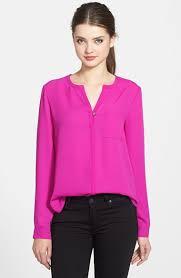 pleione blouse s pleione split neck blouse size small for