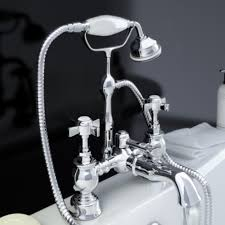 Bathroom Taps With Shower Attachment Ergonomic Designs Traditional Luxury Bath Taps With Shower Attachment