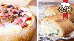 recette de cuisine pour l hiver 2 recettes pour l hiver la tartibread et la baguette cheesy