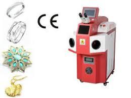china 200w laser jewelry spot welding machine equipment for