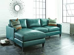 furniture 63 new standard small sectional leather sofa blu