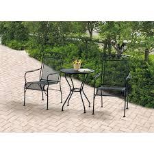 patio black wrought iron patio furniture home interior design
