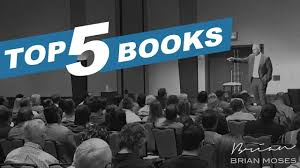 top 5 must read books for real estate agents brian moses real