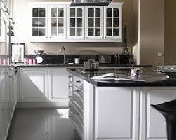 meuble blanc de cuisine idée déco cuisine meuble blanc