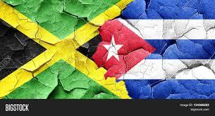 Cuban Flag Images Jamaica Flag Cuba Flag On Grunge Image U0026 Photo Bigstock